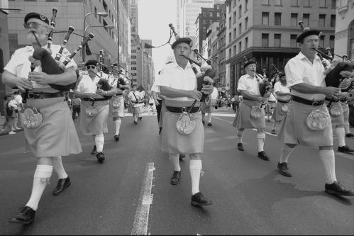 UNITED STATES - SEPTEMBER 04: Labor Day Parade (Photo by Susan Watts/NY Daily News Archive via Getty Images)