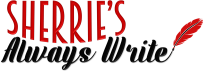 Sherrie's Always Write Logo